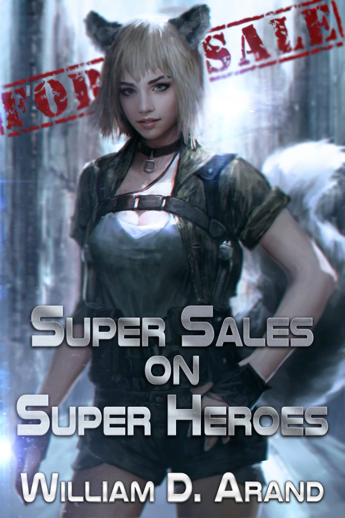 Super Sales on Super Heroes - 1