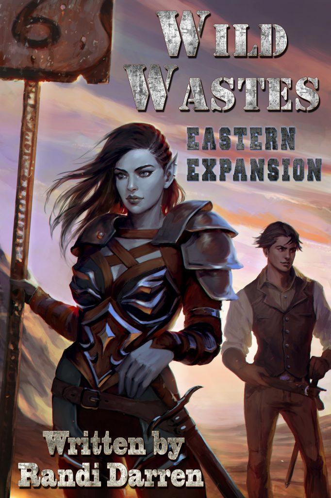 Wild Wastes - Book 2