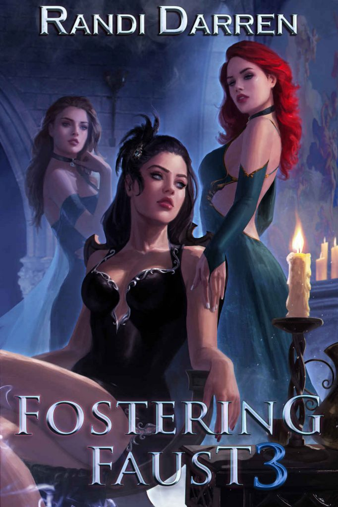 Fostering Faust 3 Cover